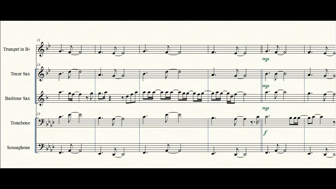 Piano hello piano sheet music : Sheet Music Hello - Adele (Lucky Chops) - YouTube
