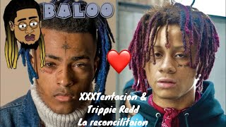 XXXTentacion & Trippie Redd : La réconciliation !