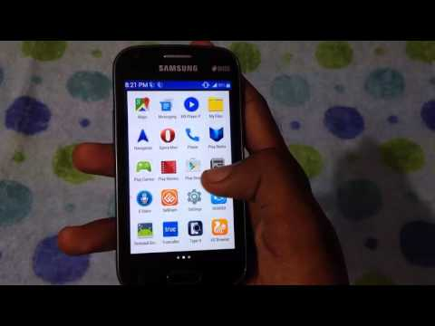 Samsung Galaxy S Duos 2 GT-S7582 on Lollipop Extreme ROM