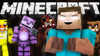 Download If HEROBRINE Was in Five Nights at Freddy's 4 - Minecraft Mp3