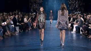 Mary Katrantzou SS16 at London Fashion Week