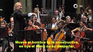 Himno del Instituto Politecnico Nacional || Orquesta Sinfonica del IPN