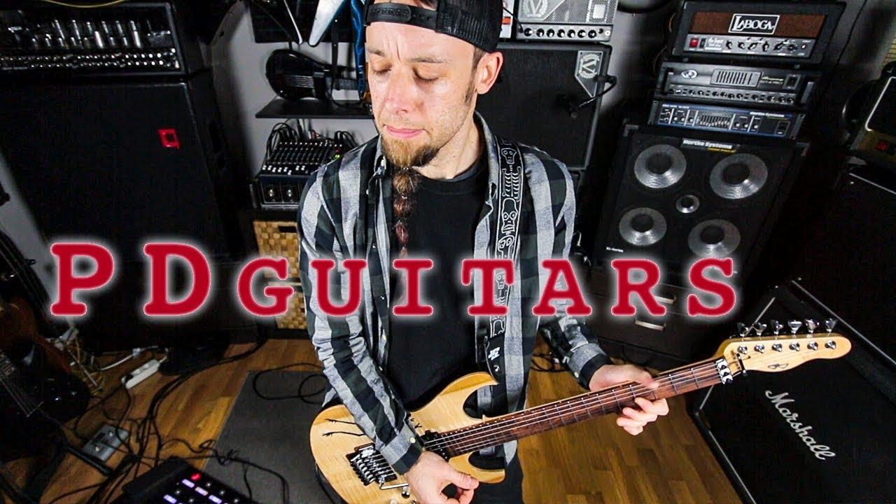CUSTOM GUITAR METAL!