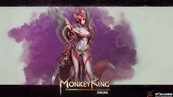 Monkey King Online Gameplay Video (German/Deutsch)