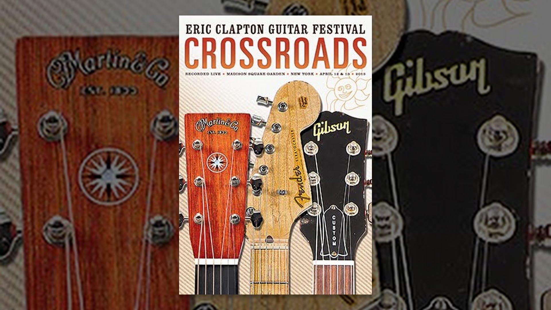 eric clapton crossroads guitar festival 2013 youtube. Black Bedroom Furniture Sets. Home Design Ideas