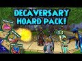 Wizard101 - New Decaversary Pack Opening! (Updates)
