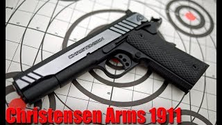 Christensen Arms A5 1911 Pistol Review