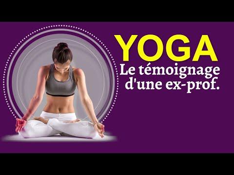 L'experience d'une ancienne prof. de Yoga