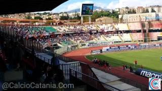 Catania Catanzaro  : riscaldamento
