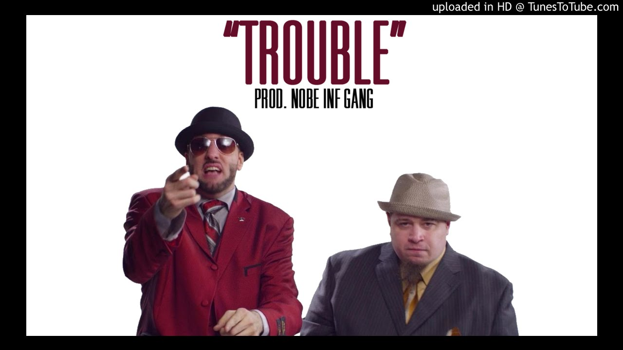 Ra The Rugged Man X Vinnie Paz Type Beat 2016 Trouble