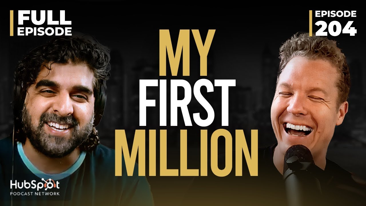 Behind-the-Scenes of Shaan's Power Writing Course | My First Million #204