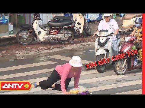 Cụ bà khiếm thị ngã giữa đường, điều gì xảy ra?  Kỹ năng sống [số 144]   ANTV