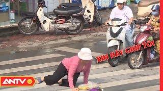 Cụ bà khiếm thị ngã giữa đường, điều gì xảy ra?| Kỹ năng sống [số 144] | ANTV