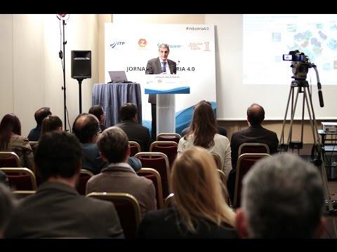 Entrevista a Ponentes Jornada Industria 4 0