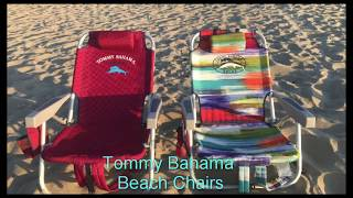 How to close Costco Tommy Bahama Beach Chair
