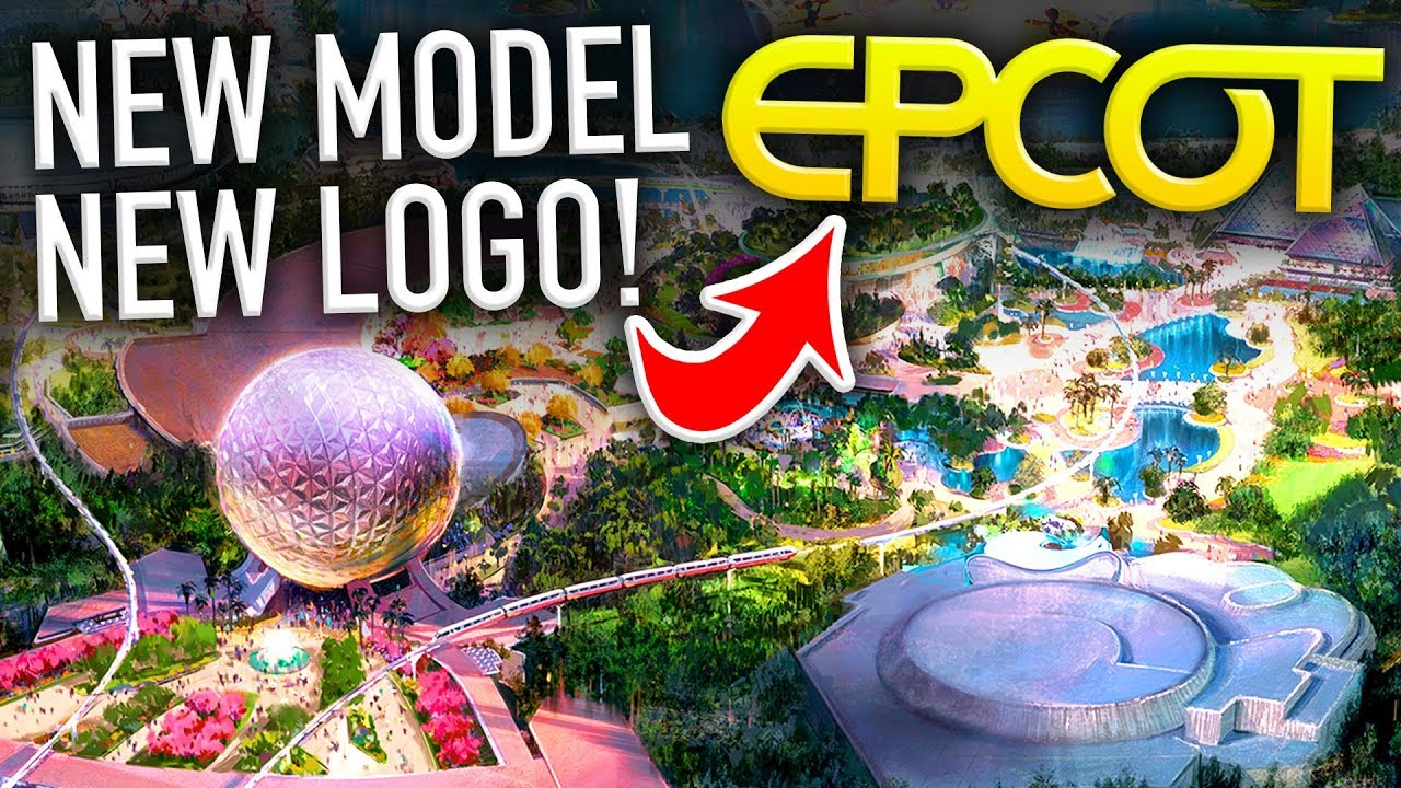 EPCOT OVERHAUL DETAILS AND MODEL REVEALED! - D23 Expo 2019 - Disney News