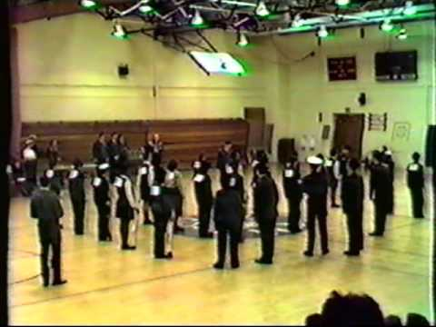 Waltham Massachusetts JROTC tape3 part 2of3 Tina Sottile