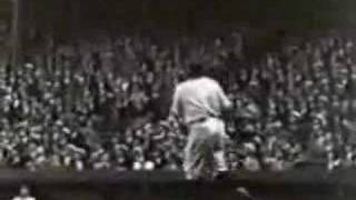 Babe Ruth 60th Homerun - 1927