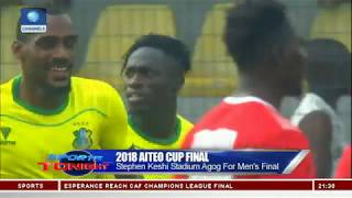 Discuss On The 2018 AITEO Cup Final |Sports Tonight|