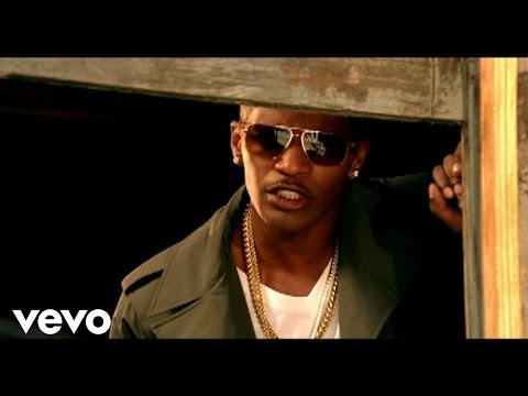 Jamie Foxx - DJ Play A Love Song (VIDEO) ft. Twista