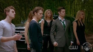 "The Originals 4x02 Klaus offers peace with Marcel ""You were never a Mikaelson. Get over it!"""
