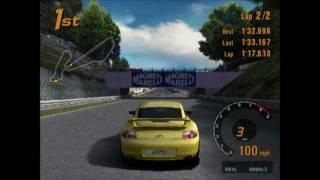 Gran Turismo 3: A-Spec - The hidden Porsche 911 996 GT3