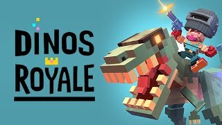Dinos Royale - Savage Multiplayer Battle Royale (Unreleased) Gameplay | Android Action Game