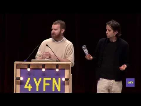 Keynote: Andrew Creighton and Hosi Simon (President and Global General Manager, VICE Media)