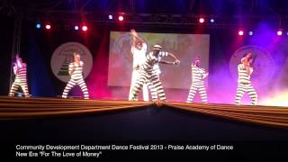cdd dance festival 2013 praise academy of dance new era