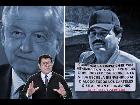 """""""¿LÓPEZ OBRADOR APOYA AL MAYO ZAMBADA Y EL CÁRTEL DE SINALOA?"""""""