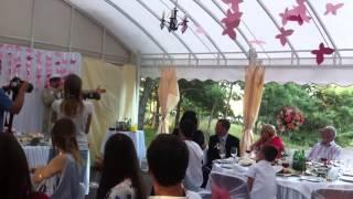 Сальто на свадьбе