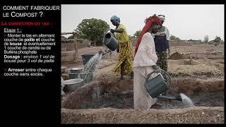 compostage amélioé pour les paysans du sahel