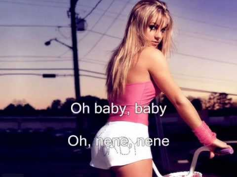 Britney Spears Baby One More Time subtitulos español ingles