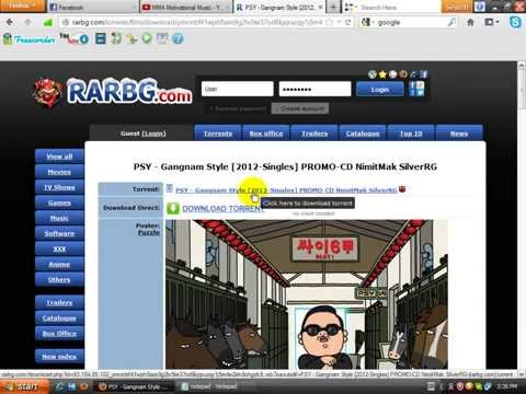 how to download Gangnam Style mp3