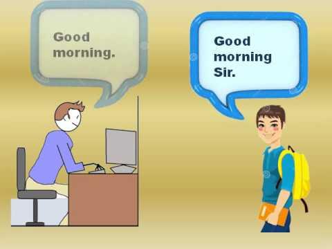 Dialogue Writing - SSLC English Q.No. 10