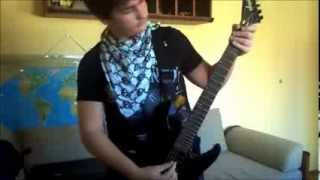 Bullet for My Valentine- Waking The Demon Guitar Cover