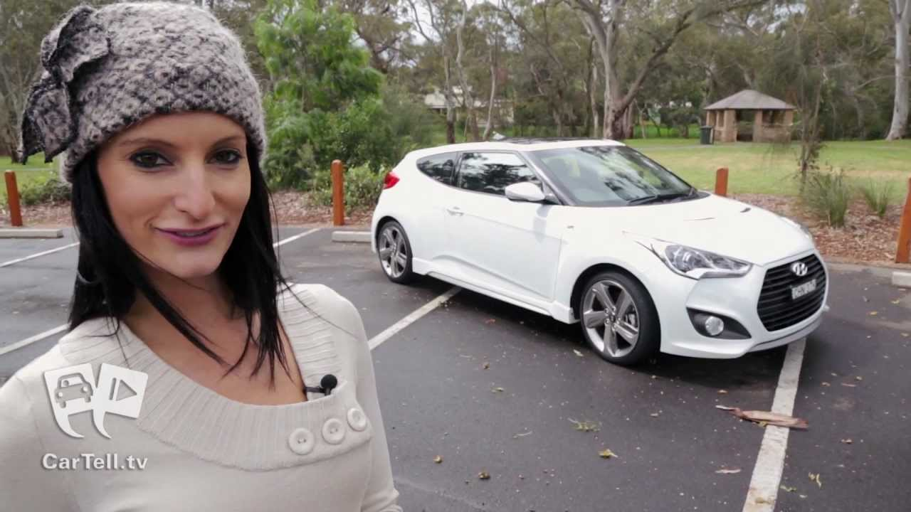 Delightful Hyundai Veloster Turbo 2013 Review