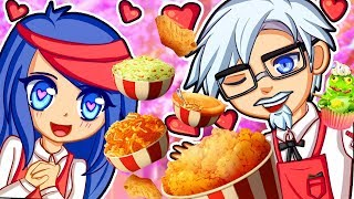 The cutest LOVE Story ever! We Love You Colonel Sanders!