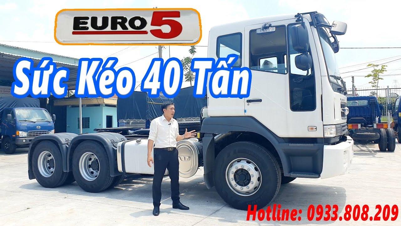 Xe Đầu Kéo Daewoo Euro5: Daewoo Novus Thế Hệ Mới – Đánh giá xe tải