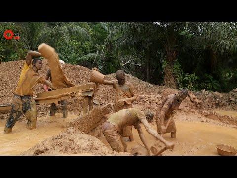Ghana's Gold Diggers: Scramble Comes At High Cost
