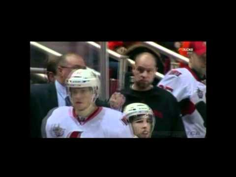 The Play Where Referee calls Erik Karlsson A Diver Video (Original) - HD