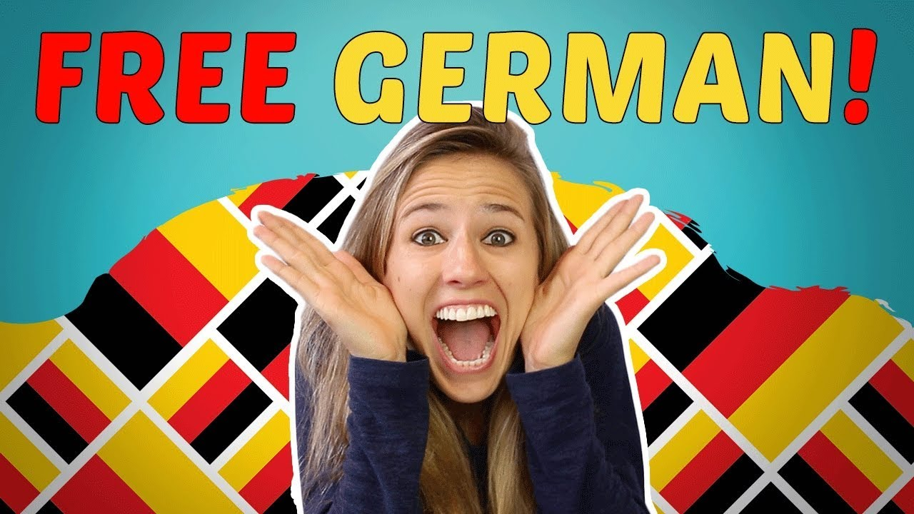 GERMAN LESSON 1: Learn German for Beginners - YouTube