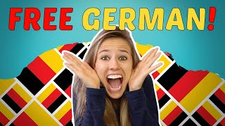 GERMAN FOR BEGINNERS FREE COURSE (A1) LESSONS 1-63 😃 😄 😅 😆