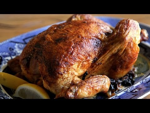 How To Roast a Chicken   Hilah Cooking