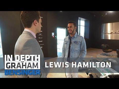 Lewis Hamilton: Technique that sets me apart