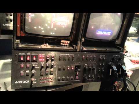 Atari PAT 9000 bench test fixture
