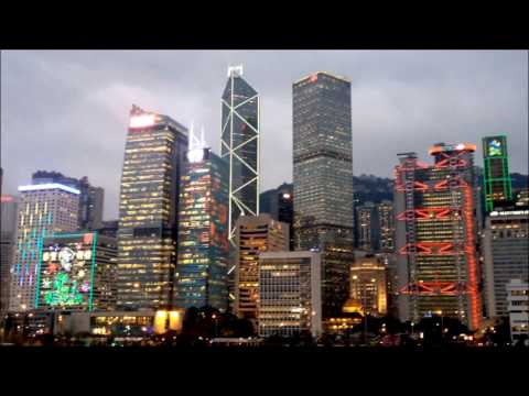 My first trip to Hong Kong - Jan. 2017