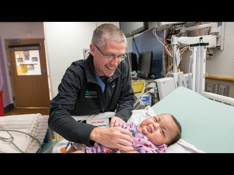 Adam Said Yes to Pediatrics: The Benefits of a Pediatric Residency