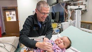 Adam Said Yes to Pediatrics: The Benefits of a Pediatric Residency