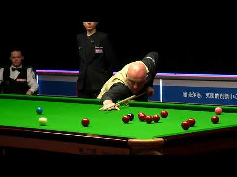 Mark KING 111 Break | Betfred World Championship Qualifying R2